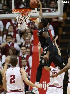 Play of the game (IMO) was Jon Octeus' dunk